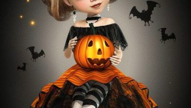Photo of imagenes de halloween faciles para dibujar para celular