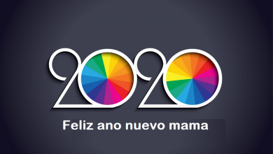 Photo of Feliz ano nuevo para mama 2020